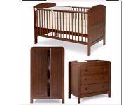 Mamas and papas nursery collection