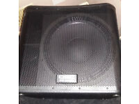 QSC KW181 18INCH ACTIVE SUB