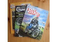 Classic Bike magazine collection
