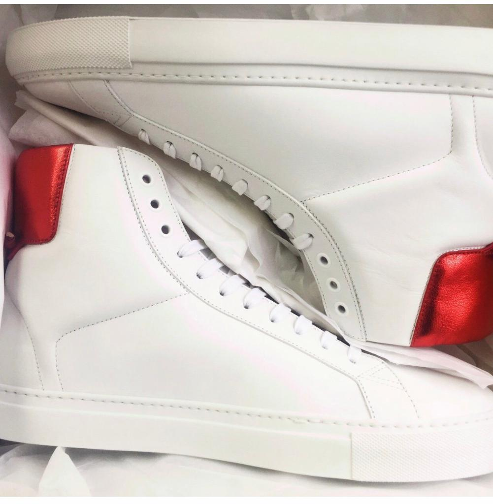 """Givenchy high top Sneakersin Edmonton, LondonGumtree - These amazing """"Muhammad Ali"""" style Givenchy hi top Sneakers would be a great buy for this summer RRP £450"""