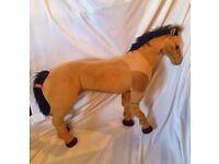 Large Soft Toy Pony