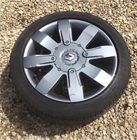 Alloy wheel for Renault Clio 182