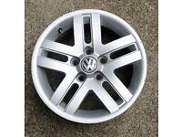 14 inch alloy wheels - for VW Fox / Beetle