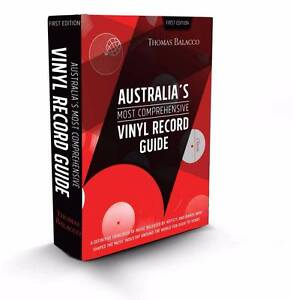 Aussie Vinyl Record Guide 2016 Netherby Mitcham Area Preview