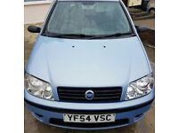 £295 Ono Fiat Punto for sale