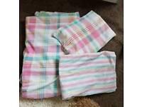 Double duvet cover & pillow cases