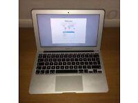 MacBook Air Core i5 (3rd Gen) 1.7GHz 4GB Ram 128GB HDD 11 inch Mid 2012