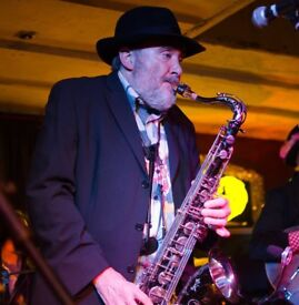 Experienced Sax and flute player available