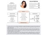 Fashion Business student looking for a job
