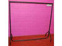 Clothes Rail - Heavy Duty! - 5ft - Shop Fittings, Retail Display