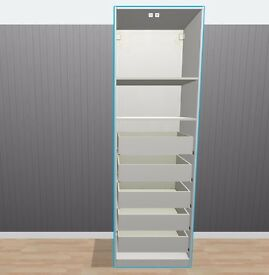 Ikea Custom Made Storage Wadrobe