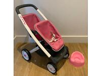 Quinny Twin Doll Stroller