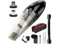NEW DOFLY Handheld Vacuum Cordless, 8500PA Super Suction Hand Vacuum Cleaner, Rechargeable Hand Vac