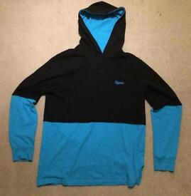 Supreme Large 2 Tone Hooded Top