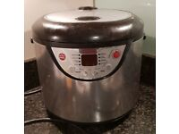Tefal 2.2L (10 cup) 8-in-1 Multicooker (Model RK302E15) - Excellent Condition