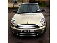 Mini Cooper D 2010. 55,100 Miles. Full service and MOT history.