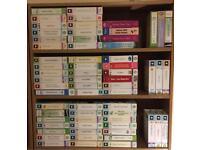 Mega collection of cricut cartridges