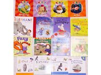 Gift New Bundle of 16 Childrens Books Winnie the Pooh Noody Christmas Job Lot