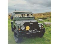 Landrover series 3 lightweight