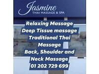 Jasmine Thai Massage and Spa