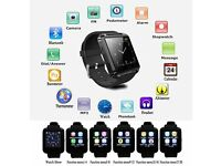 NEW 2017 Bluetooth Smart Wrist Watch Phone Mate For Android& iOS iPhone Samsung HTC