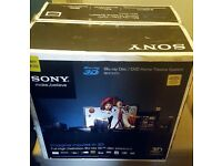 Sony 3D Blu-Ray surround sound system (BNIB)