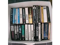 9 x boxes of books