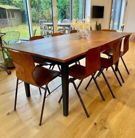Gorgeous 8+ seater Farmhouse Dining Table