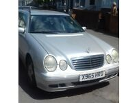 Workhorse, Mercedez Benz 320 Automatic Diesel Estate Reliable Engine Smooth Gearbox powerful vehicle