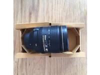 Lens Nikkor