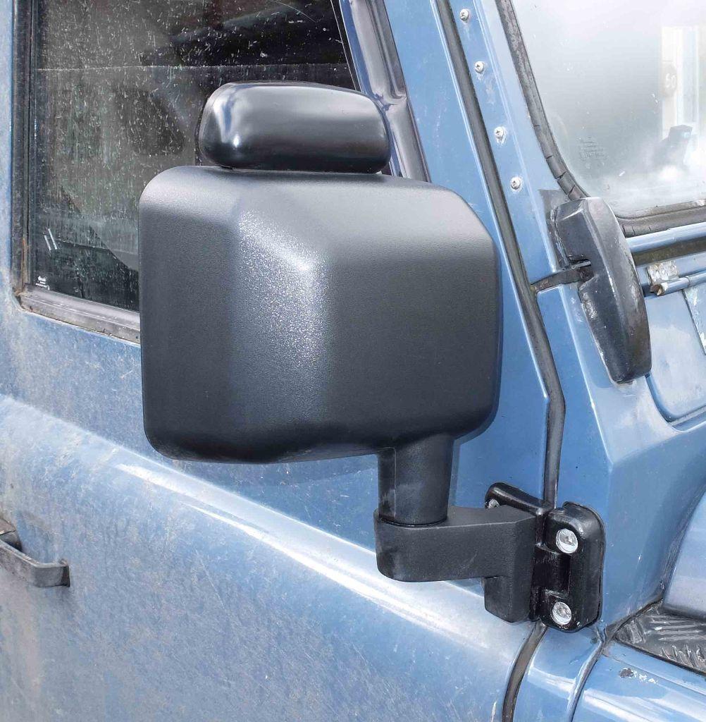 Custom Rdx >> Landrover Land Rover Defender RDX custom wing mirrors 200tdi 300tdi Td5 etc | in Ballymena ...
