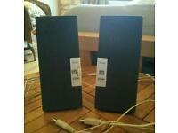 Multimedia USB Speakers