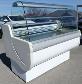 catering equipment / Serve-Over Display Counter (1.3m) fridge