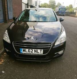 Peugeot 508 1.6diesel saloon new engine
