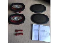 Car speakers 800 watt