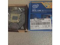I5 4690 (3.5 GHZ 6mb cache)