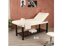 Brand New Wido Massage Bed / Massage Couch - Adjustable Height