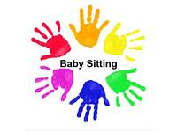 Experienced and qualified babysitter