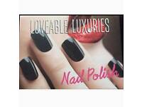 Brand New Loveable Luxuries Nail Polish
