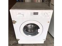 SMEG WDI14C7 INTEGRATED DIGITAL WASHER DRYER WITH WARRANTY & FREE DELIVERY