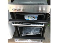 Brand new Beko double oven never fitted or guarantee never activated