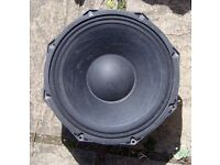 """New Citronic CLB12W4 Series DJ PA Subwoofer Driver 12"""" inch 450W 4Ohm"""