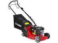 Sanli LSPR42 Self-Propelled Petrol Rear Roller Lawnmower Lawn Mower + WARRANTY! RRP £400!