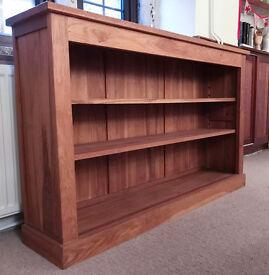 Rustic Solid Oak Sideboard/dresser/bookshelf (not oakfurnitureland!)