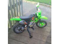 Ride on 6v motocross bike
