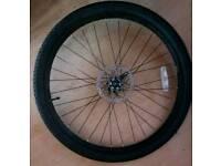Carerra front wheel -(kenda)