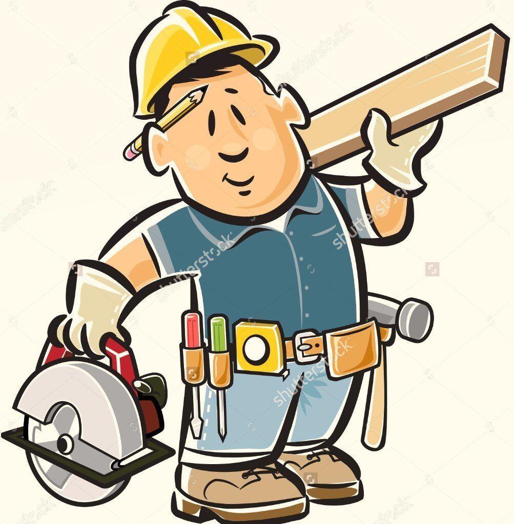 Experienced Carpenter / Handyman / Painter / Decorator