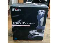 Games Power Pro Flight USB PC Joystick.