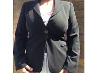 Woman's Emporio Armani Black Jacket