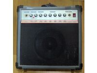 GOOD SMALL PRACTICE GUITAR AMP